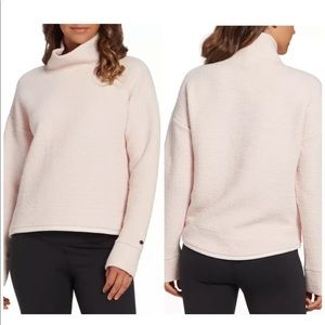 CALIA by Carrie Underwood Cloud Textured Sweater S